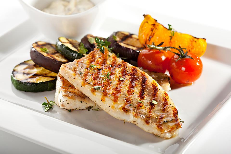 блюда из белой рыбы рецепты с фото