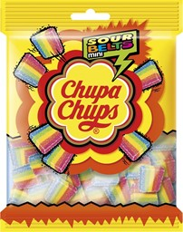 "Изображение Желейные конфеты Chupa Chups ""Sour Belts Mini"""