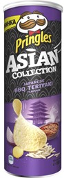 Изображение Pringles - Asian Collection Japanese BBQ Teriyaki чипсы рисовые 160 г