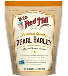 Изображение Bob's Red Mill - Pearl Barley крупа перловая 850 г