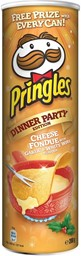 "Изображение Pringles чипсы ""Dinner Party Cheese Fondue"" 200 г"