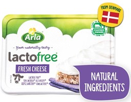 Изображение Arla - LactoFree Fresh Cheese крем-сыр без лактозы 150 г