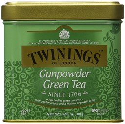 Изображение Twinings - Gunpowder Green Tea зеленый чай 100 г